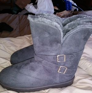 Brand New Faux Fur Boots